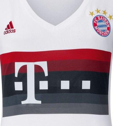 FC Bayern Munich Women Away Jersey 2015-16 0bc845640