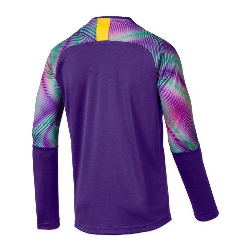 check out 5e62c b2289 Borussia Dortmund Children Goalkeeper Jersey 2019-20 - violet