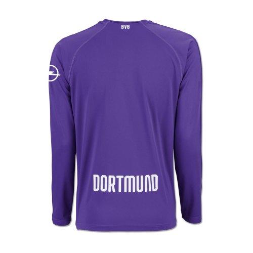 sale retailer 57955 8ae48 Borussia Dortmund Goalkeeper Jersey 2018-19 violet