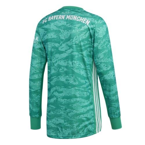 buy online fcf15 52ecf FC Bayern Munich Children Goalkeeper Jersey 2019-20