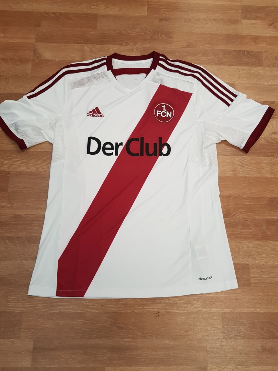 f74c1482ab2 1. FC Nuremberg Away Jersey 2014-16