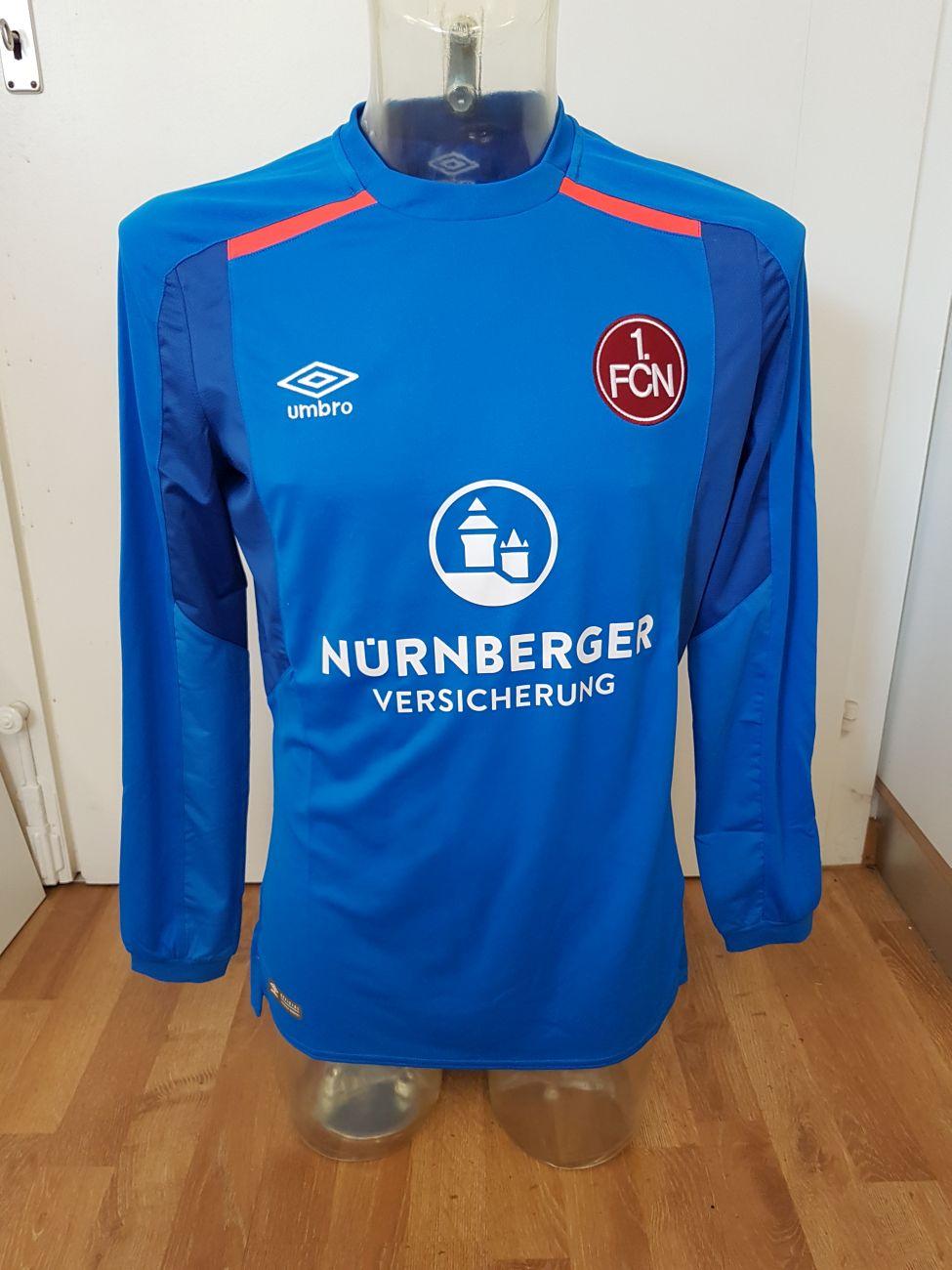 size 40 d0bd1 befbc 1. FC Nürnberg Goalkeeper Jersey 2017-18