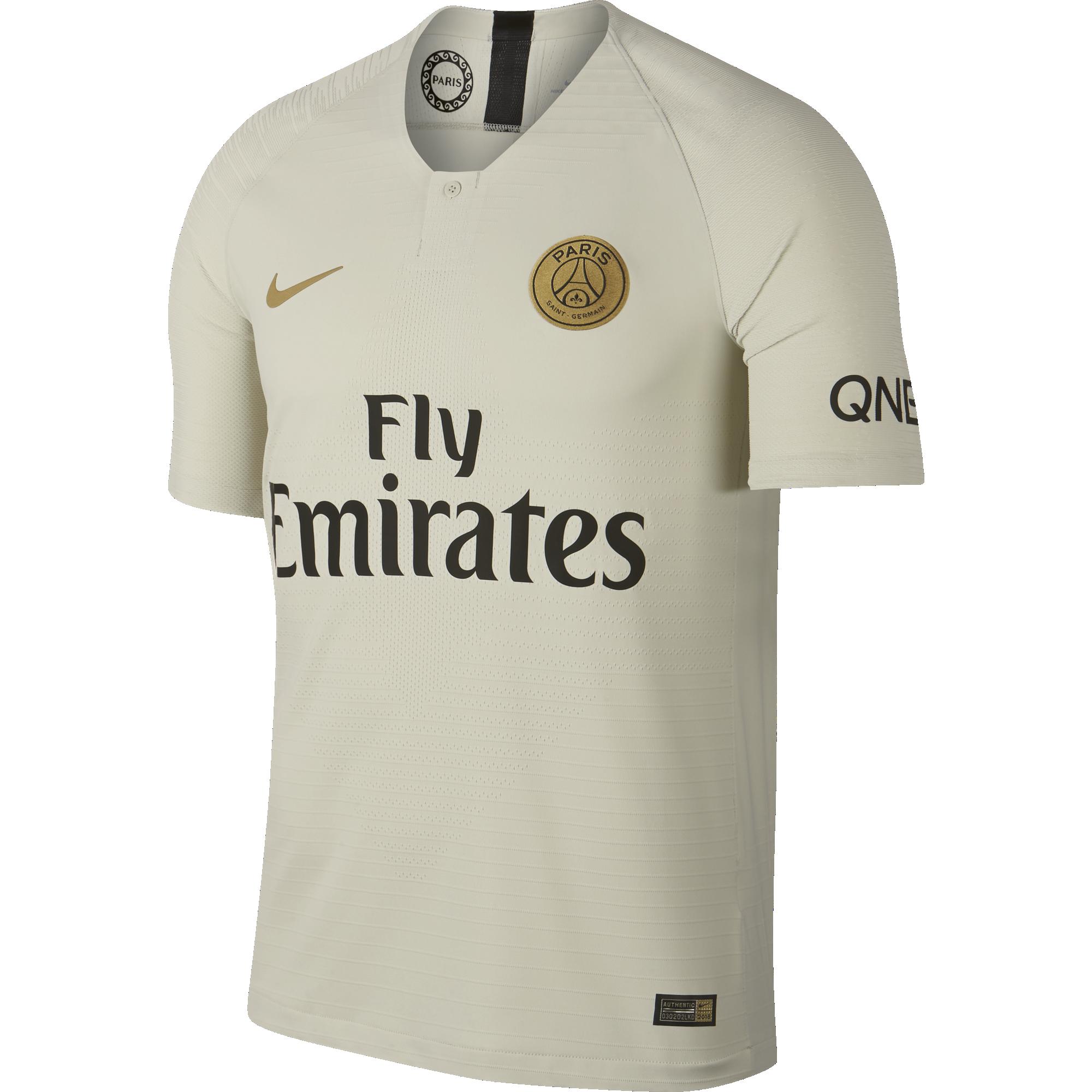 6fd13e34d5fe7 Paris Saint Germain Authentic Away Jersey 2018-19