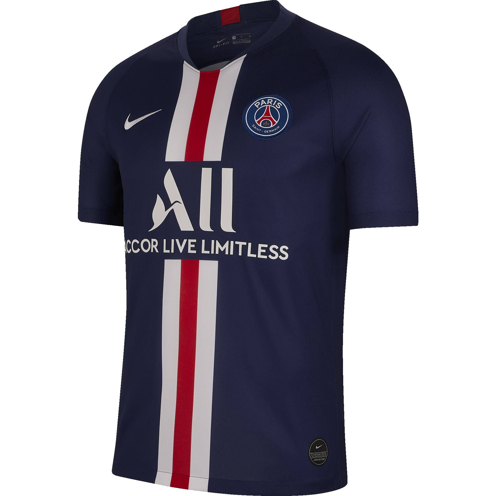 f/ür Jungen offizielle Kollektion Kindergr/ö/ße Paris Saint-Germain T-Shirt // Trikot Neymar Jr