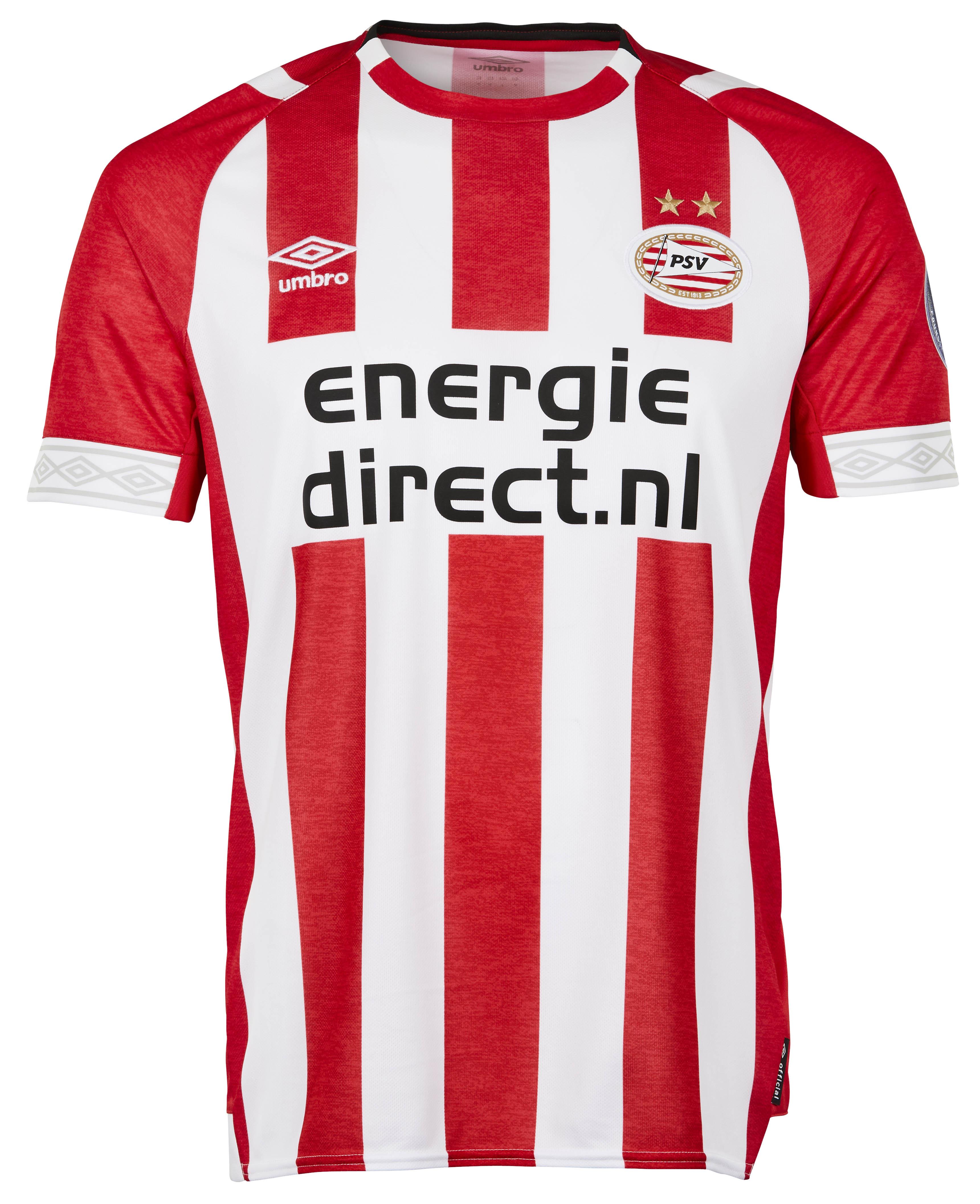 7ac2b2f6e0d PSV Eindhoven Jersey 2018-19