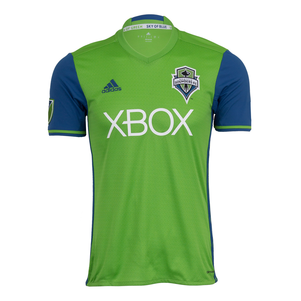 low priced 7a863 1524b Seattle Sounders Jersey 2017