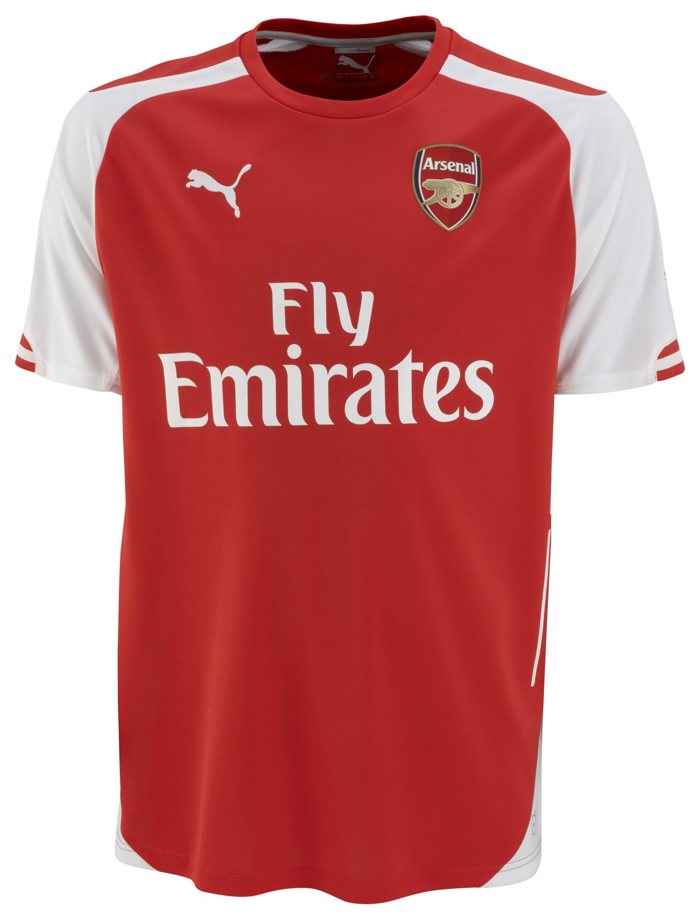 a72f0c2e14f Arsenal London Home Jersey 2014-15