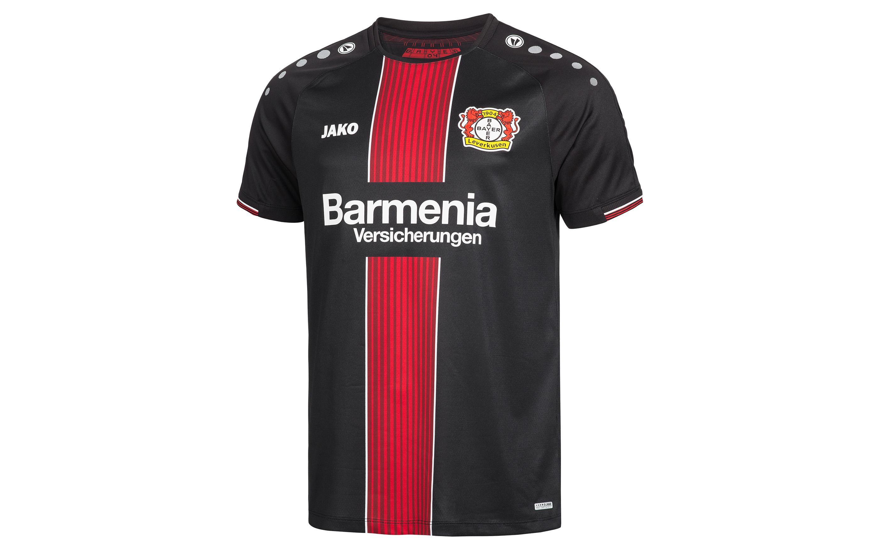 completo calcio Bayer 04 Leverkusen sito