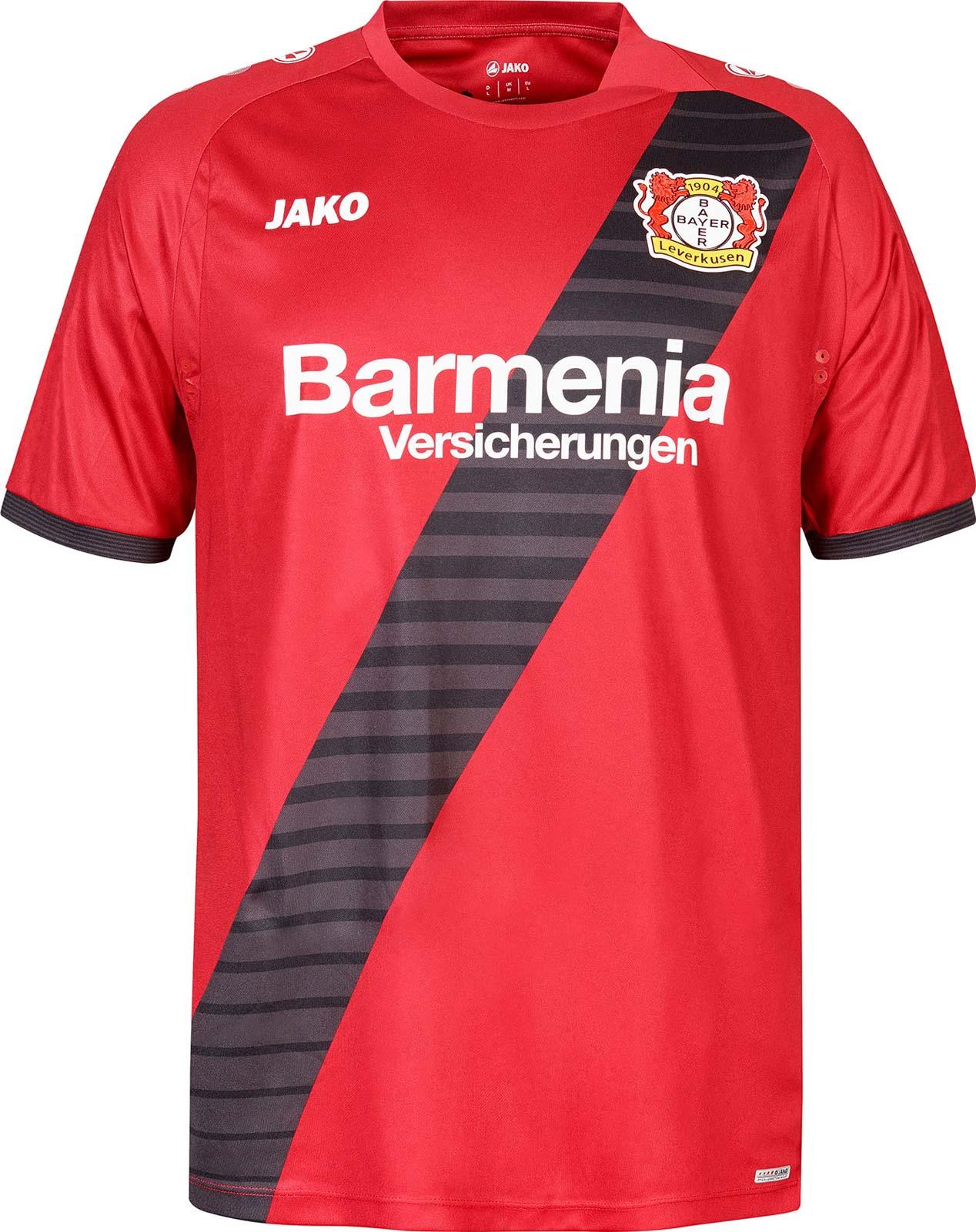 Bayer Leverkusen Trikot