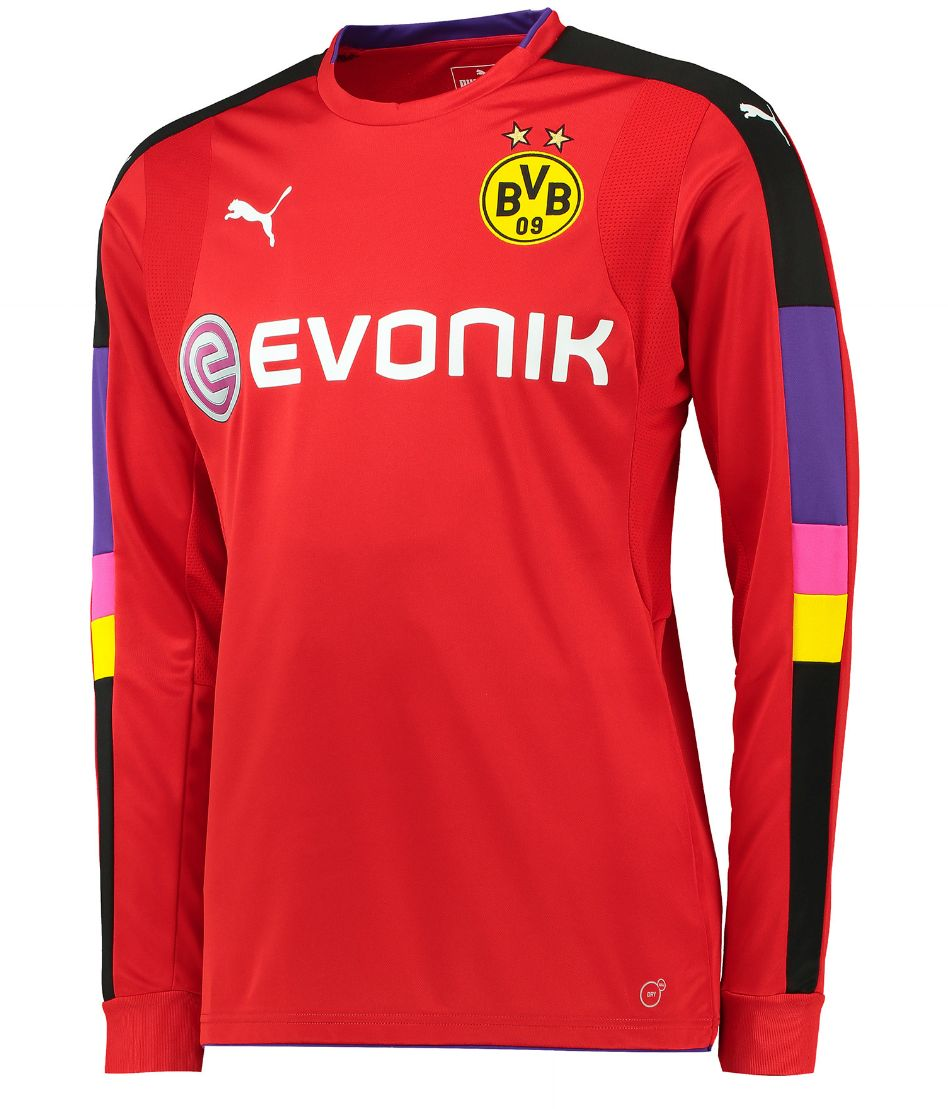 borussia dortmund torwart trikot 2016 17. Black Bedroom Furniture Sets. Home Design Ideas