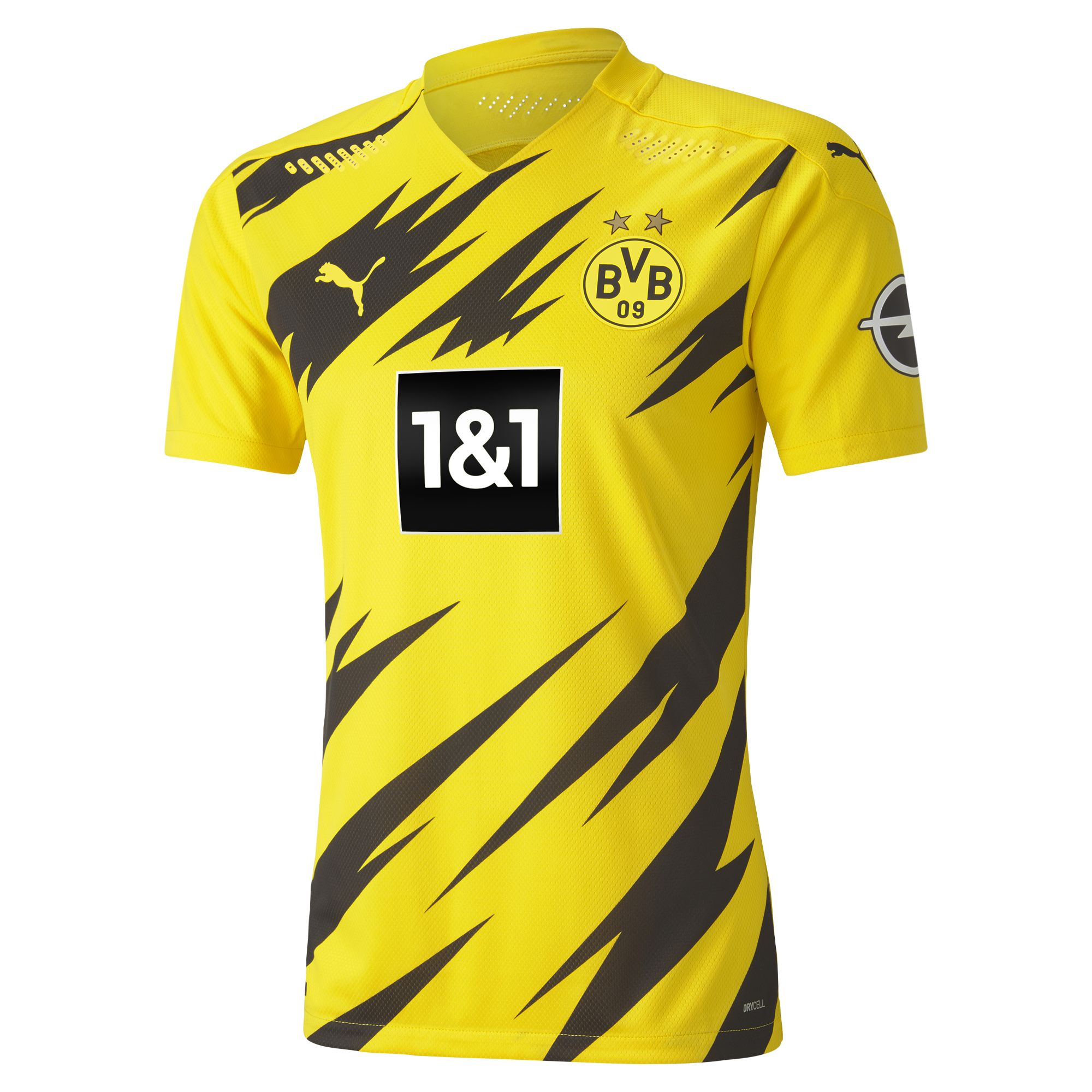 Borussia Dortmund Authentic Trikot 2020-21