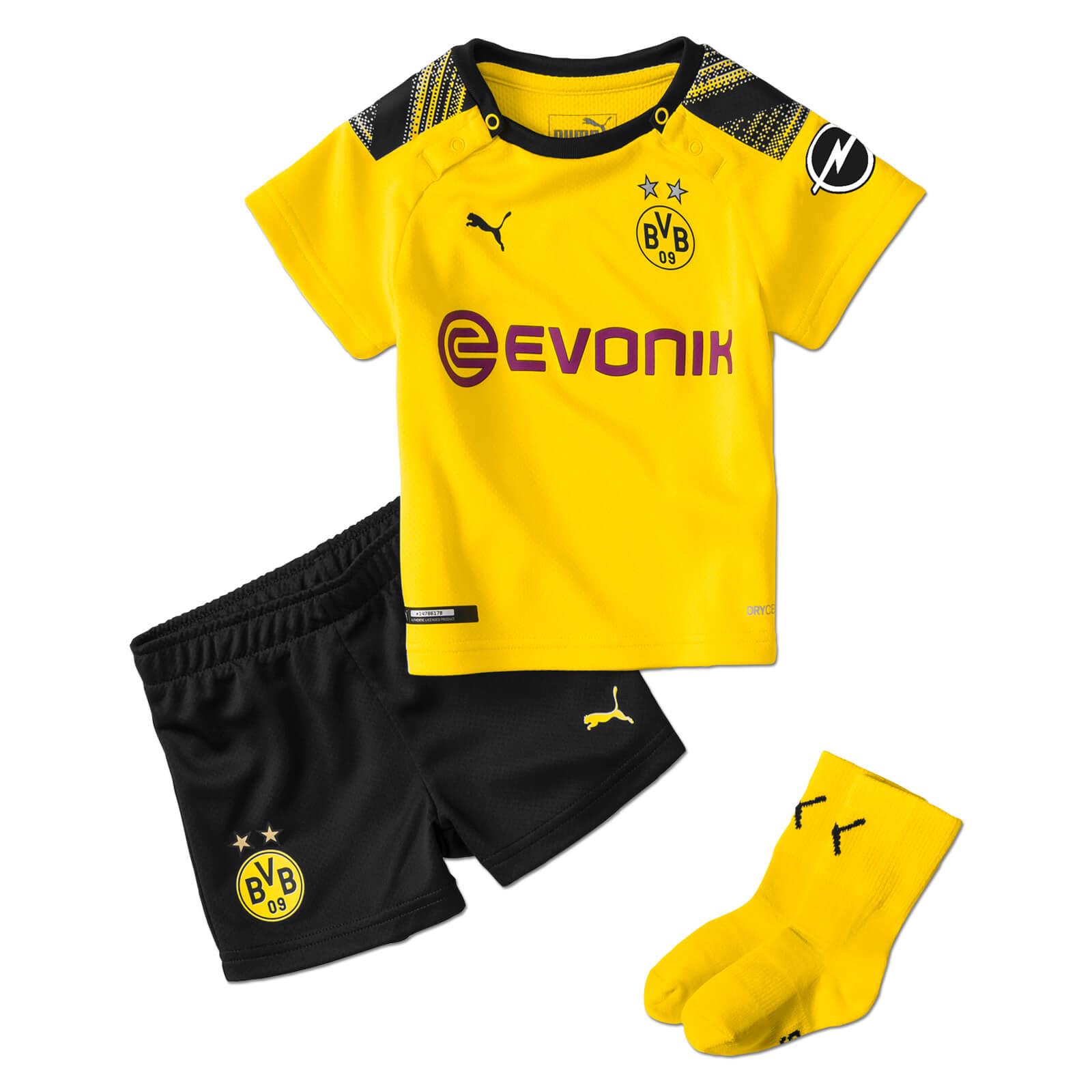 quite nice 3c989 4bf61 Borussia Dortmund Infants Kit 2019-20