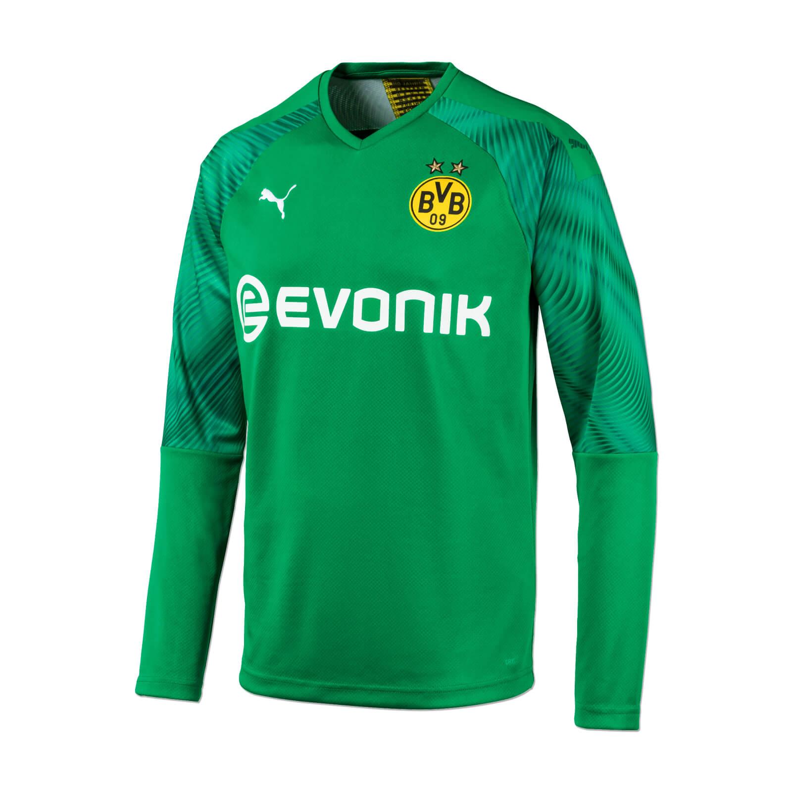 0908a78d4 Borussia Dortmund Children Goalkeeper Jersey 2019-20 - green