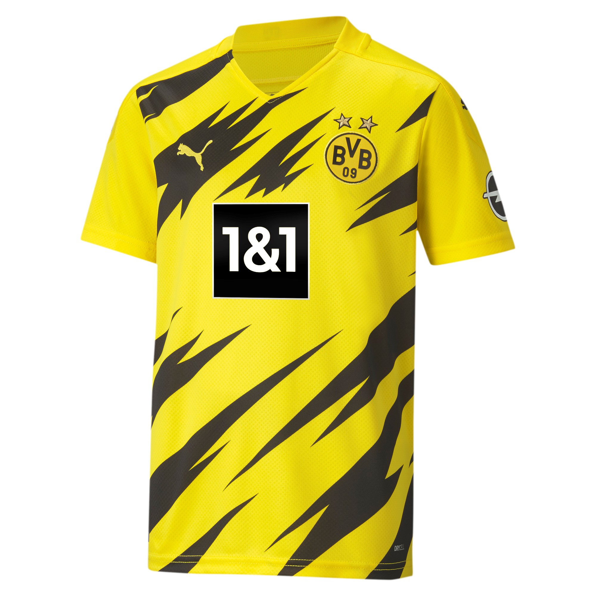 Borussia Dortmund Children Jersey 2020 21