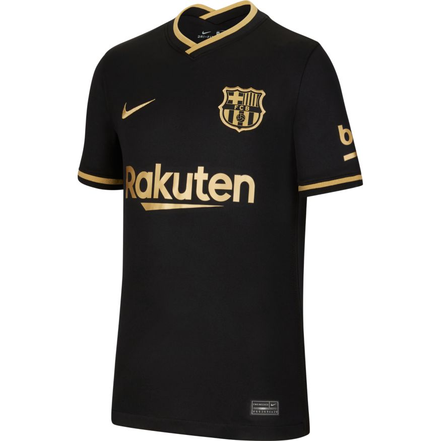 Barcelona Trikot Auswärts