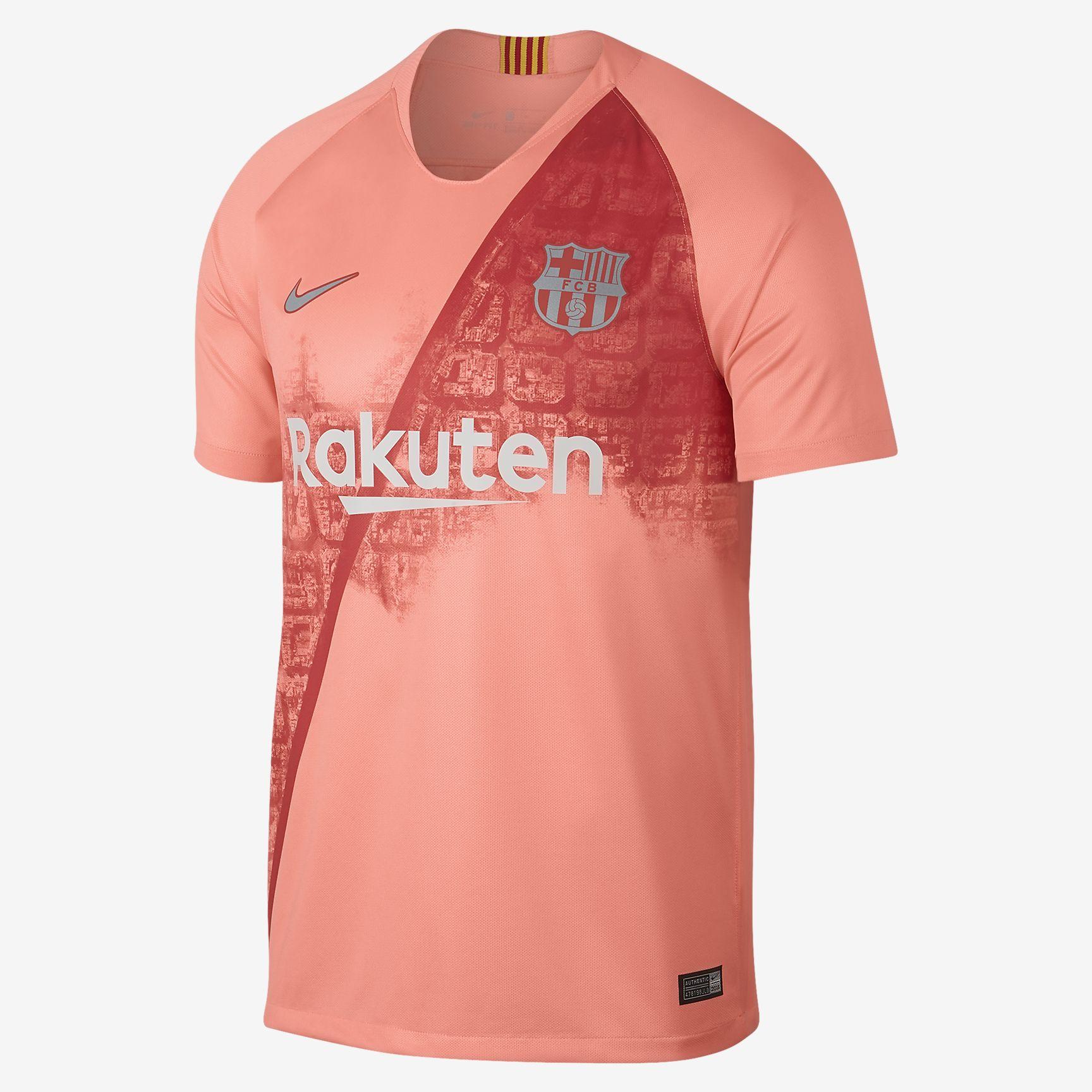 Nike FC Shakhtar Donetsk 201819 Stadium Auswärtstrikot