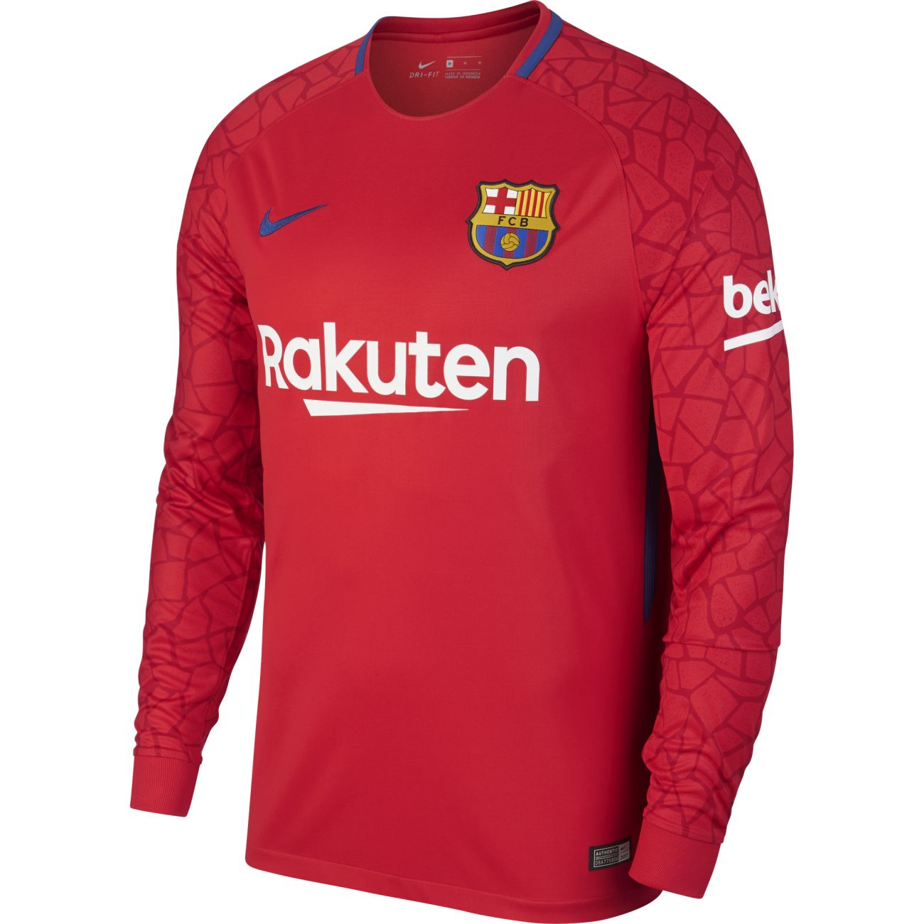 d0e43d6f659 Other Products · Go · Main page » Primera Division Spain » FC Barcelona »  Barcelona Player » FC Barcelona Away Goalkeeper Jersey 2017-18