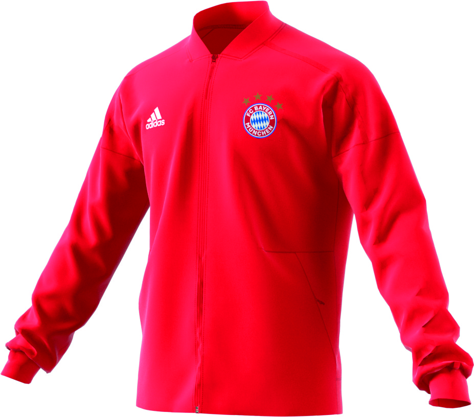Fc Bayern Munich Home Anthem Jacket 2018 19