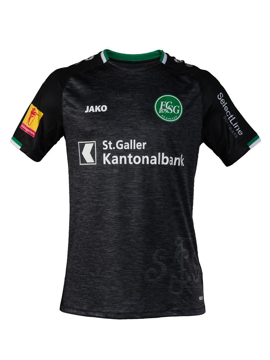 Fc St Gallen Away Jersey 2019 20