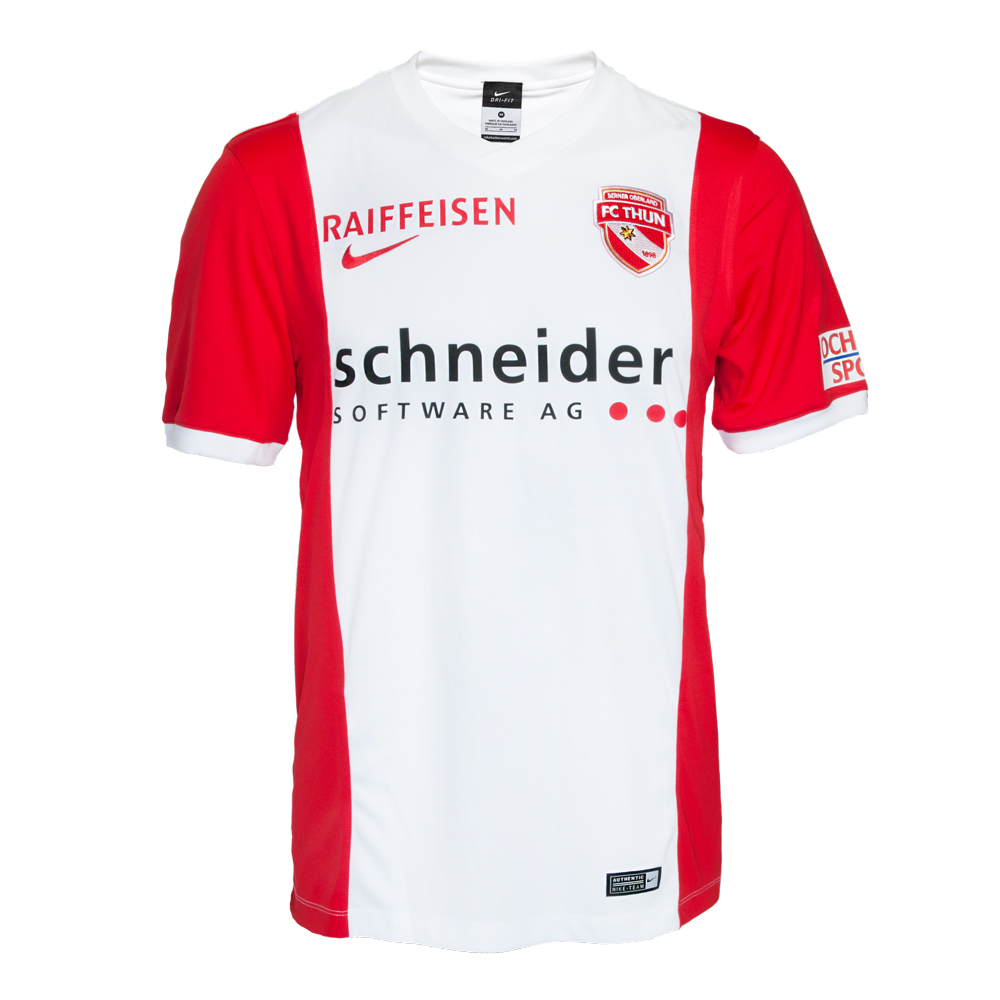 87908e176 FC Thun Jersey 2017-18