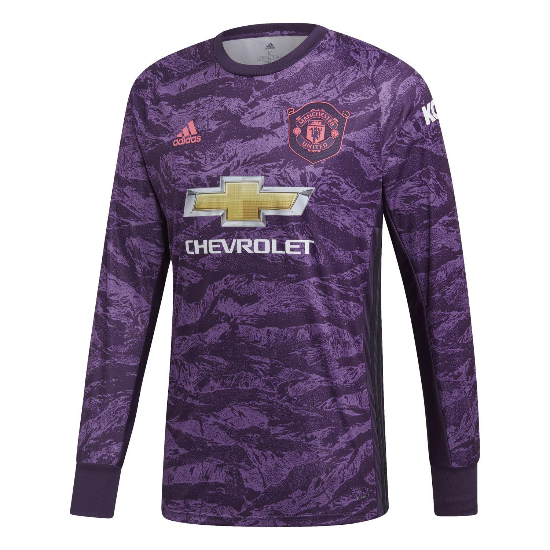 f6240da3e5374 Manchester United Children Goalkeeper Jersey 2019-20