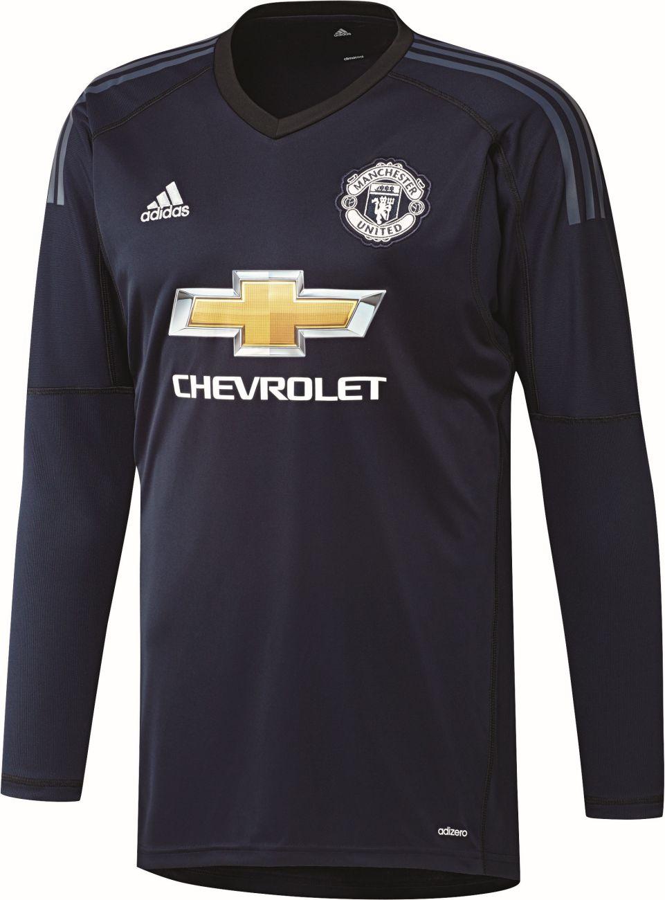 5430da00469 Manchester United Goalkeeper Jersey 2017-18