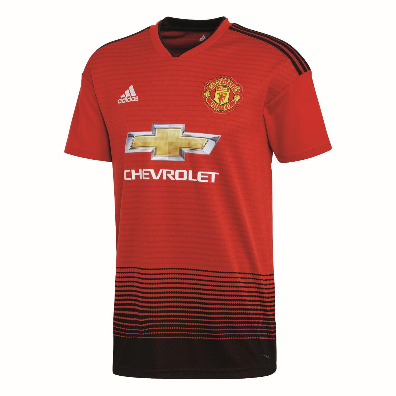 Manchester United Trikot 2018-19
