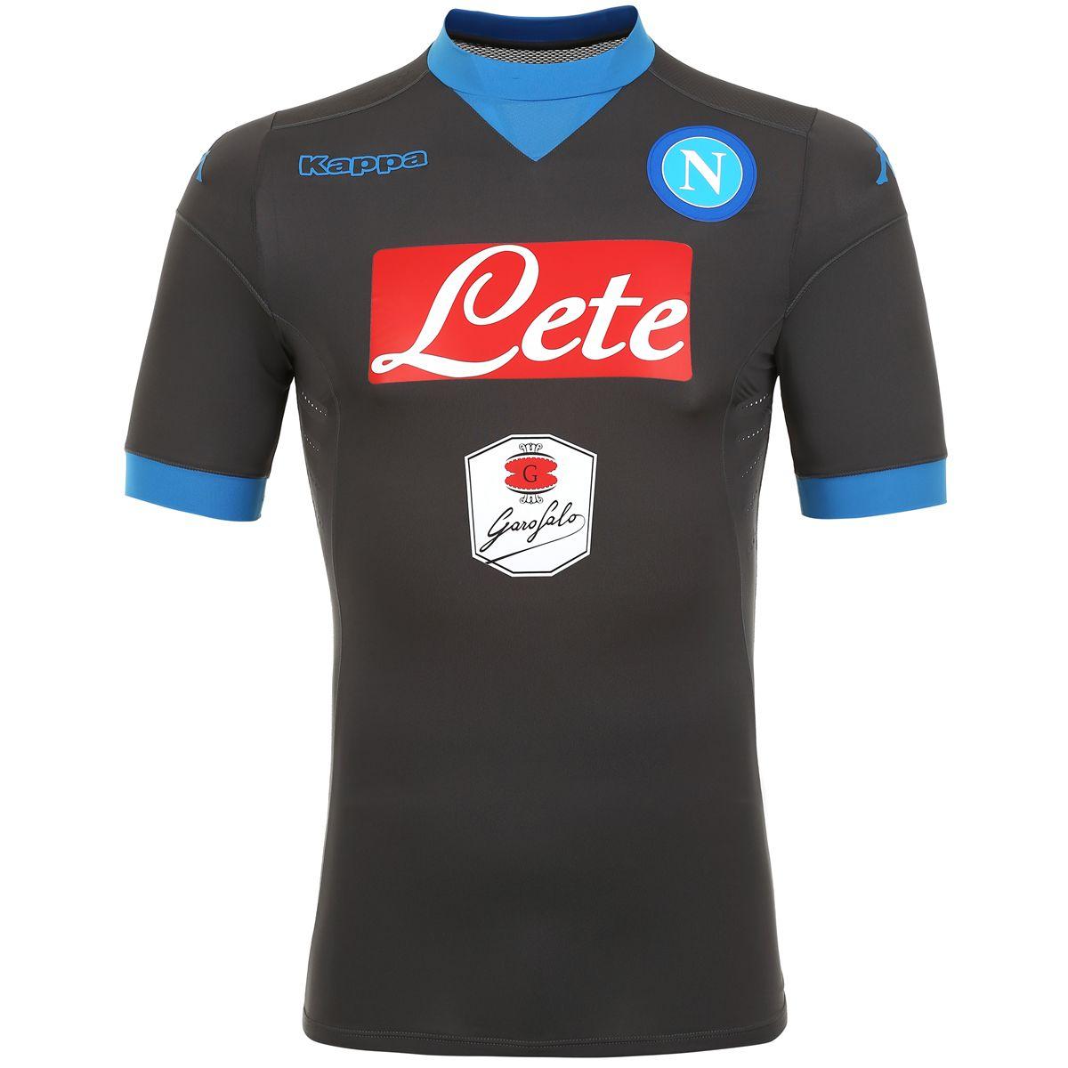 Ssc Napoli Away Jersey 2015 16