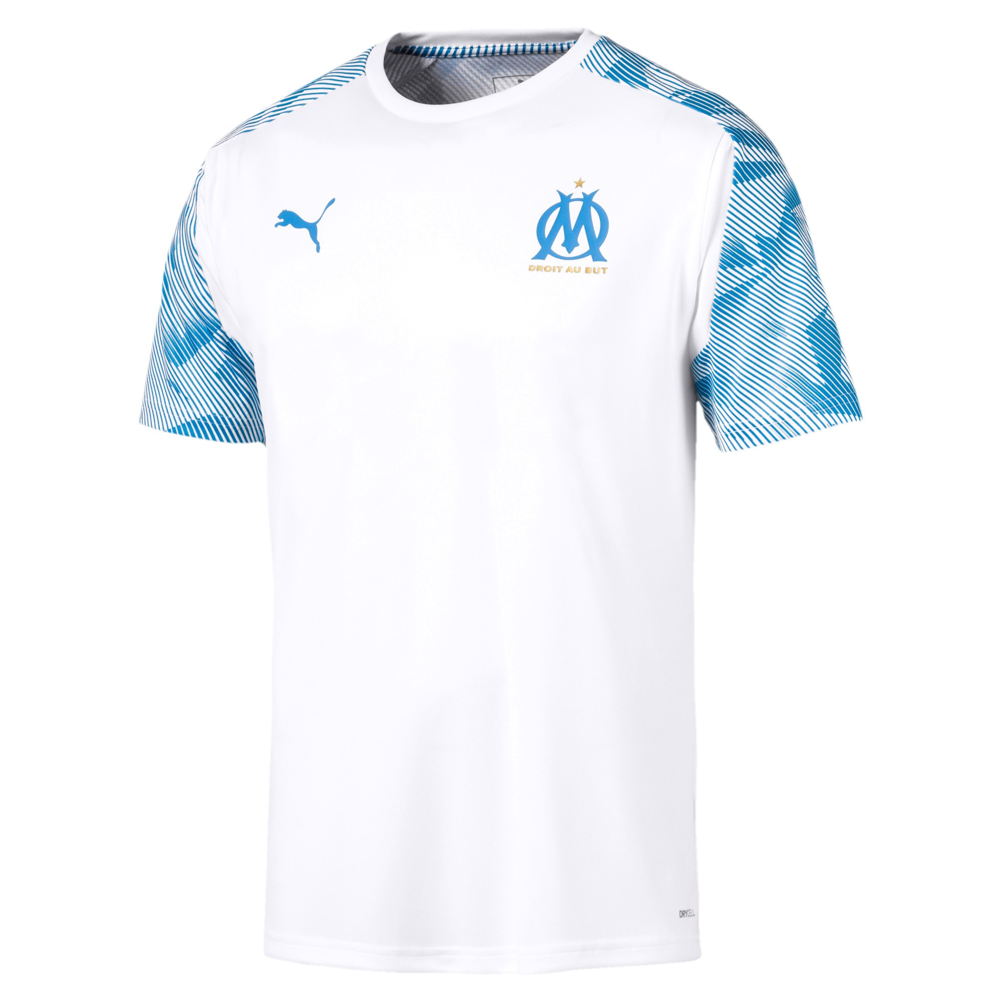official photos f3ef4 e5334 Olympique Marseille Training Jersey 2019-20