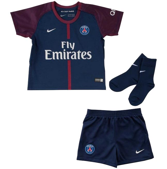 super popular ef6ac faf14 Paris Saint Germain Infants Kit 2017-18