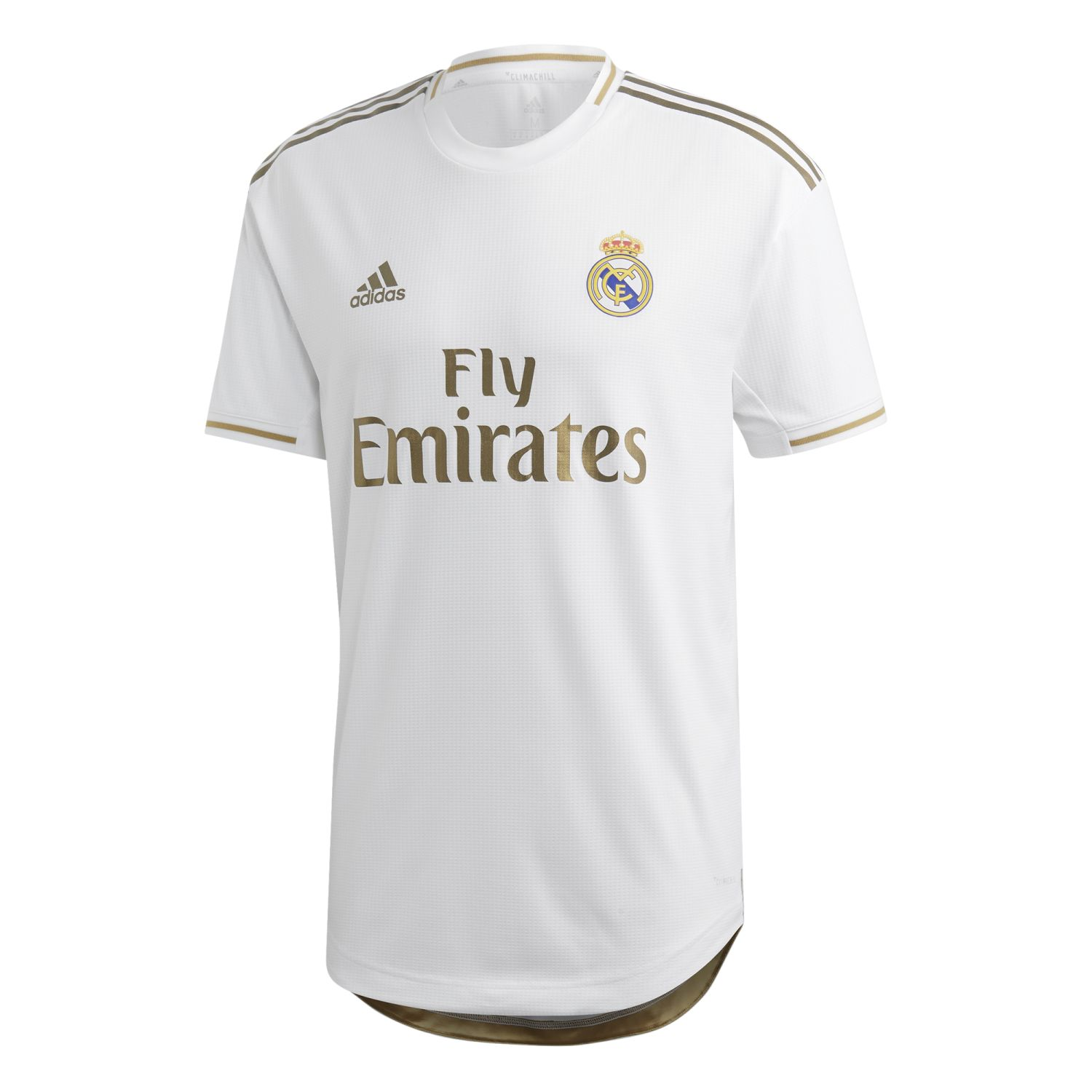 official photos b8339 e17f0 Real Madrid Authentic Jersey 2019-20