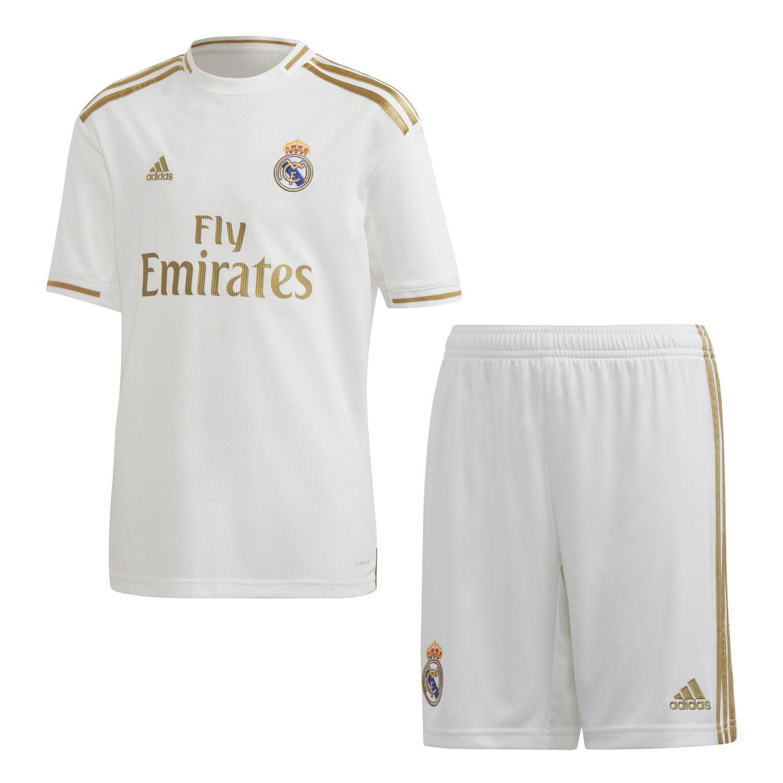 Real Madrid Children Football Kit 2019 20