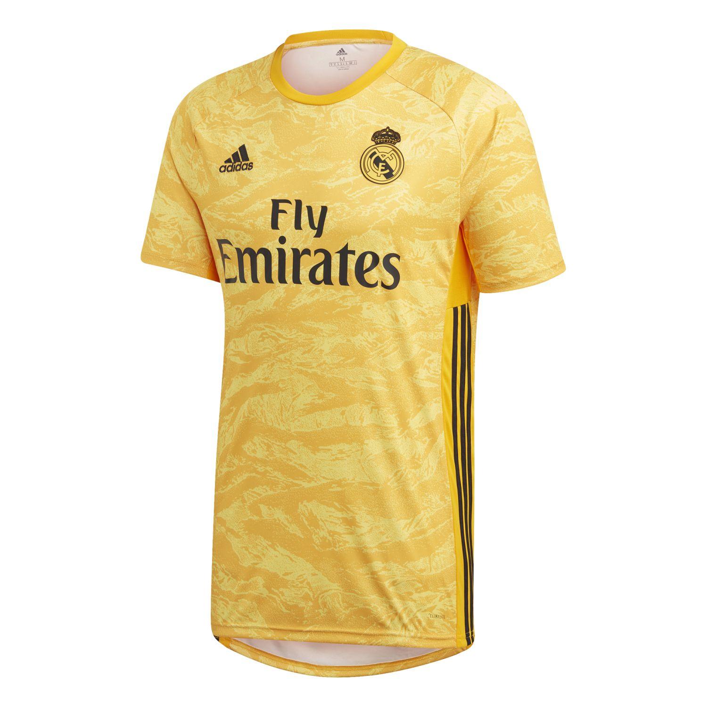 Real Madrid Goalkeeper Children Jersey 2019 20
