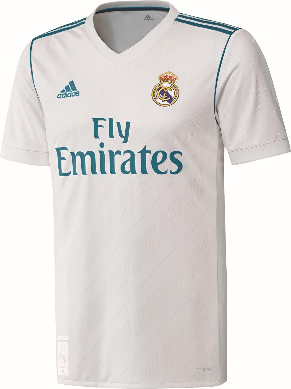 c018fb710c0 Real Madrid Jersey 2017-18