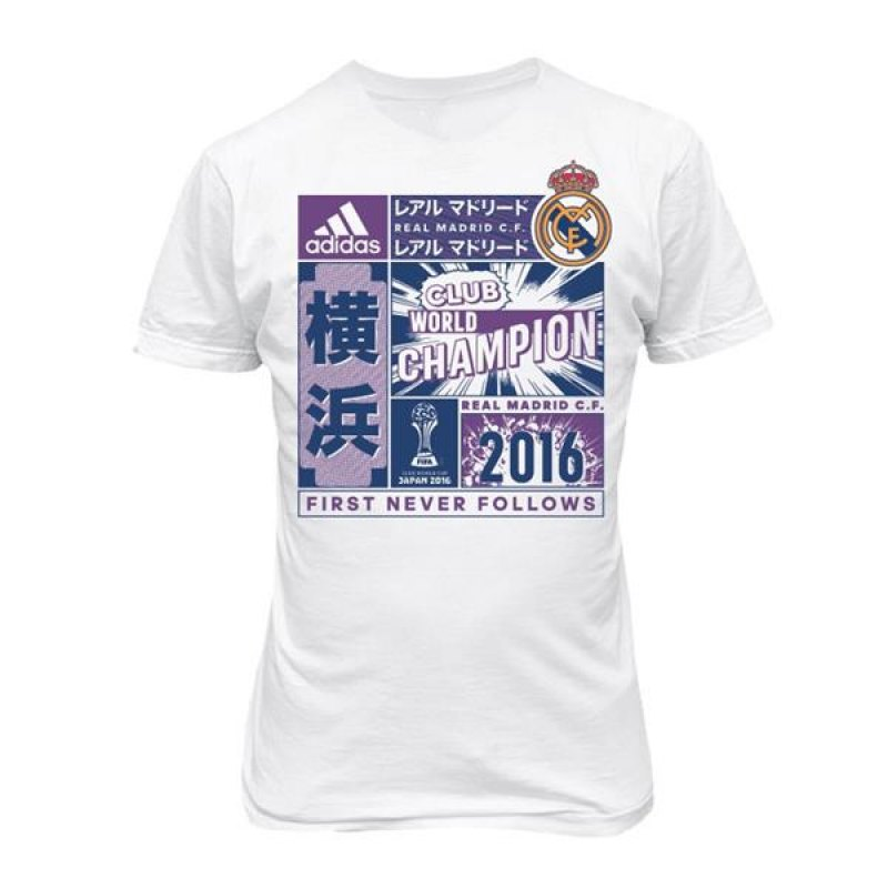 real madrid world champion t shirt. Black Bedroom Furniture Sets. Home Design Ideas