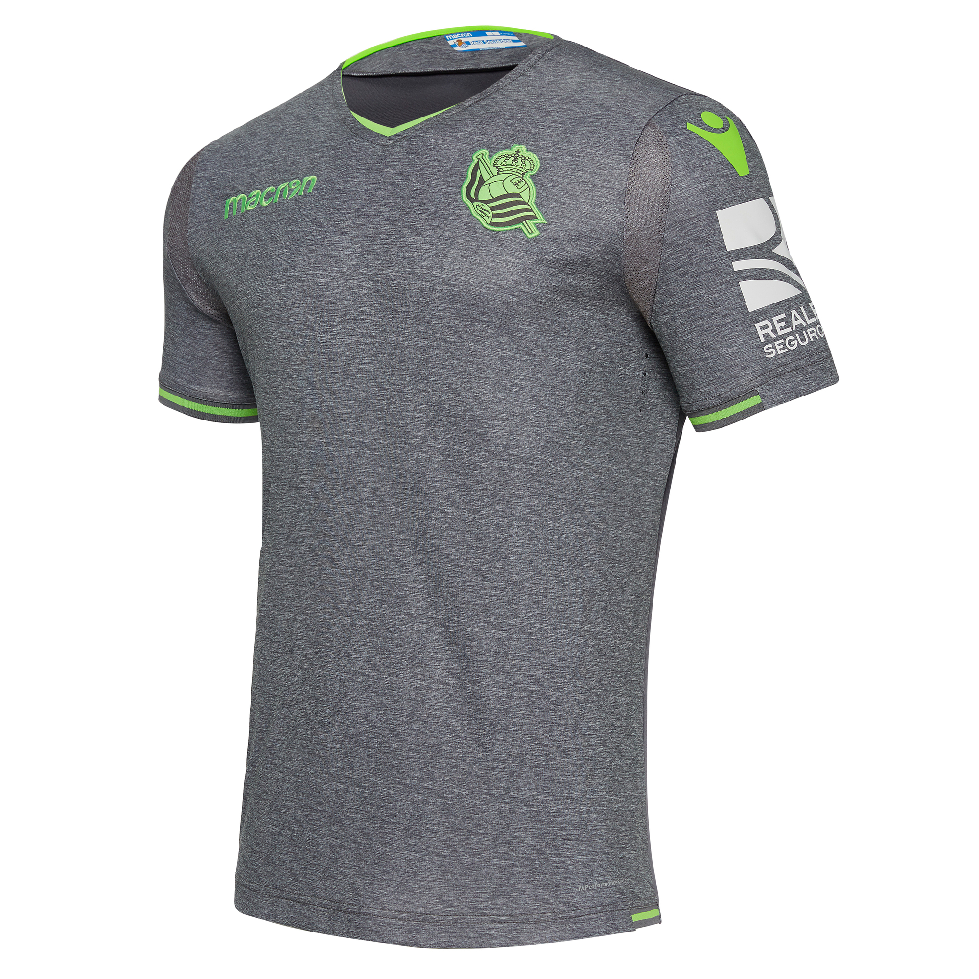 cheap for discount 798b8 0f7f5 Real Sociedad Away Jersey 2018-19