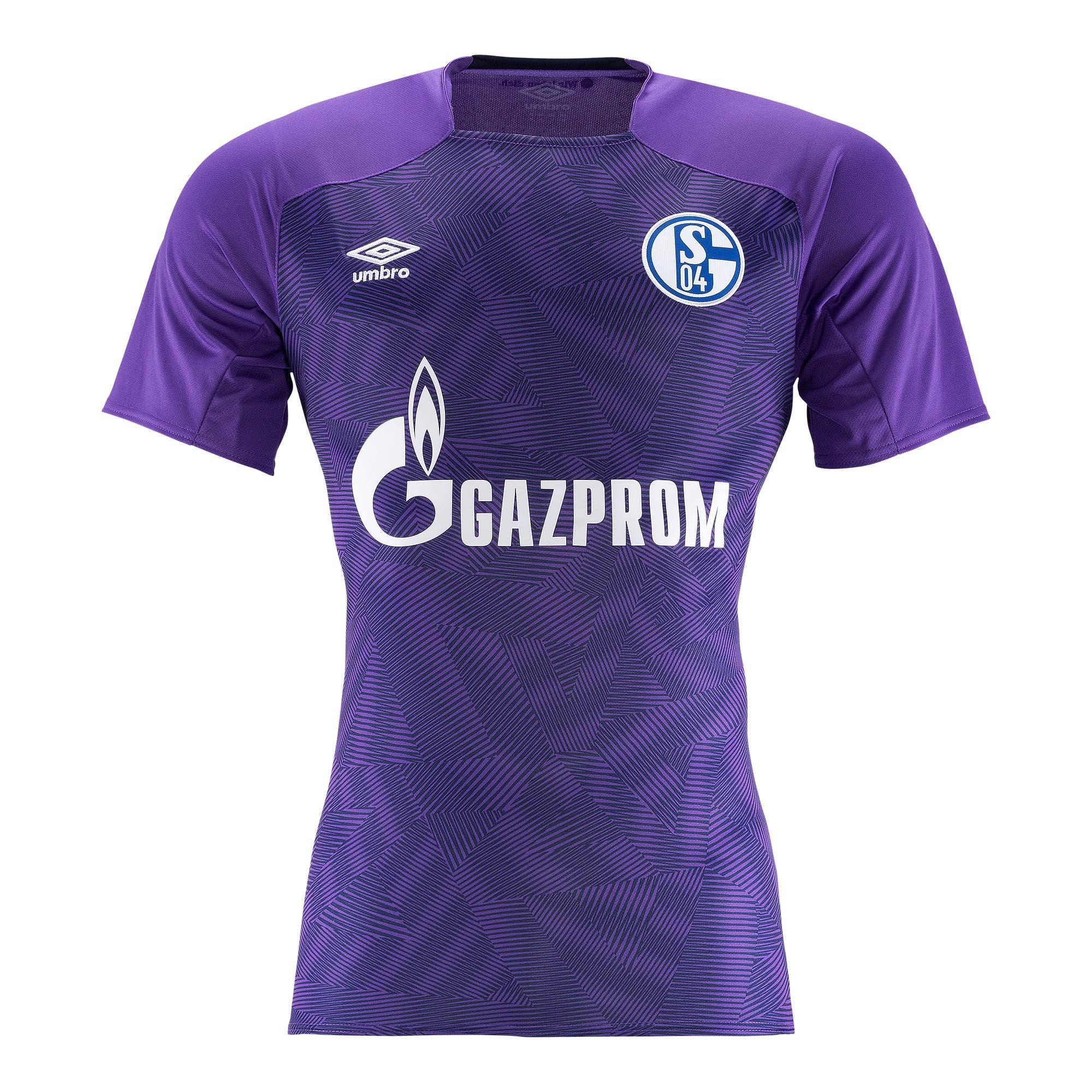 timeless design 30ec9 c6502 Schalke 04 Goalkeeper Jersey 2018-19