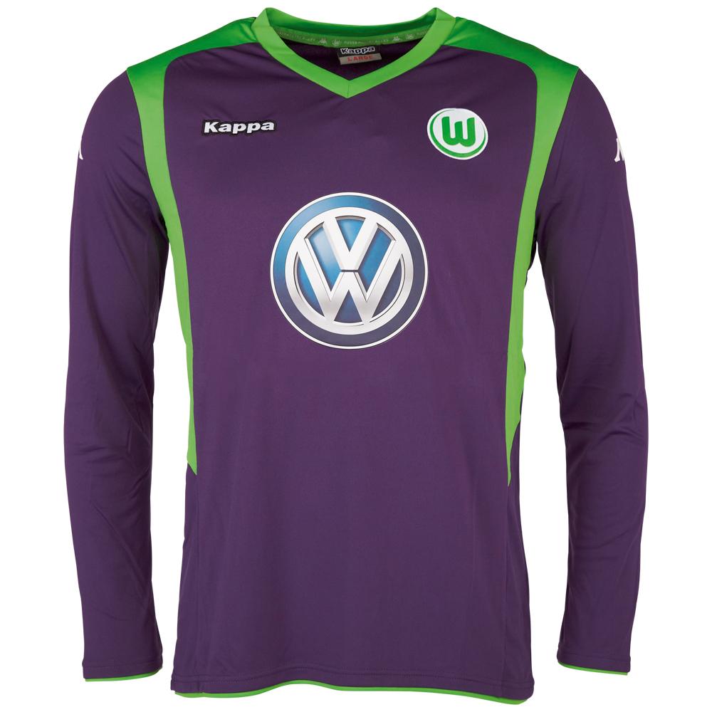 cheap for discount a23c6 57ed1 VFL Wolfsburg Goalkeeper Jersey 2014-15