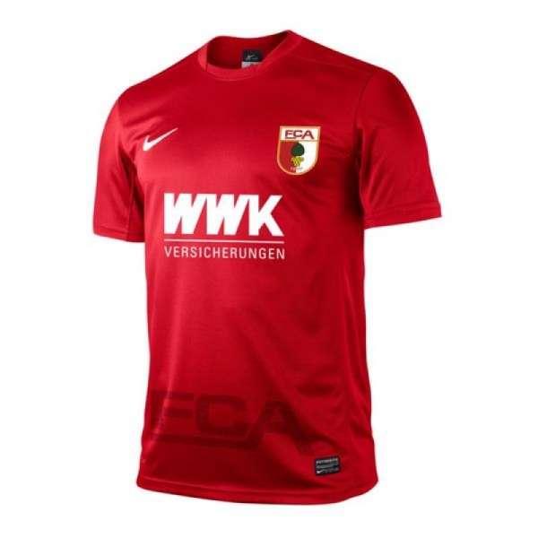 5e8e166ae FC Augsburg Away Jersey 2015-16