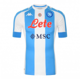 SSC Neapel Fourth Jersey 2020-21 - Kopie