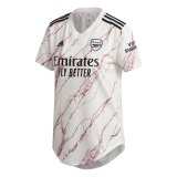 Arsenal London Auswärts Frauen Trikot 2020-21