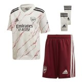 Arsenal London Little Boys Away Football Kit 2020-21