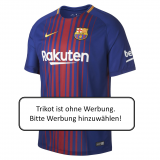 FC Barcelona Children Jersey 2017-18 - Without Advertising