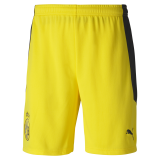 Borussia Dortmund Away Children Shorts 2020-21