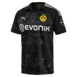 Borussia Dortmund Away Jersey 2019-20 - with Champions League Badges