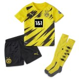 Borussia Dortmund Little Boys Football Kit 2020-21