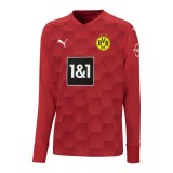 Borussia Dortmund Children Goalkeeper Jersey 2020-21 - red