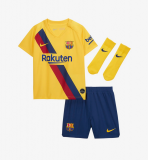 FC Barcelona Away Infants Kit 2019-20