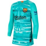 FC Barcelona Children Goalkeeper Jersey 2019-20
