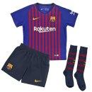 FC Barcelona Home Little Boys Football Kit 2018-19 5ead7950d50